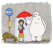 My Robot - My Best Friend by HollieBallard