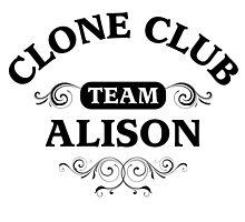 Team Alison - Clone Club by solotalkmedia