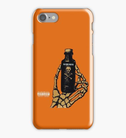XXXTentacion - bad vibes forever iPhone Case/Skin