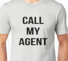 Call My Agent Shirt Tee Unisex T-Shirt