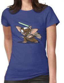 Master Mogwai Womens Fitted T-Shirt
