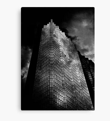 No 200 Bay St RBP South Tower Toronto Canada Canvas Print