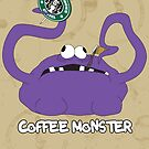 Coffee Monster by Styl0