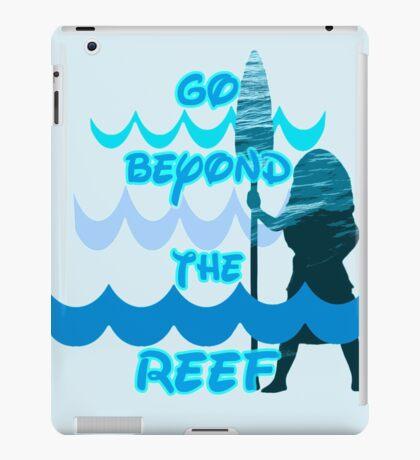 Go Beyond the Reef iPad Case/Skin