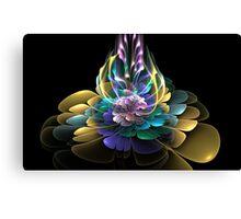 Blooming Perfume Canvas Print
