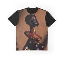 black girl Graphic T-Shirt