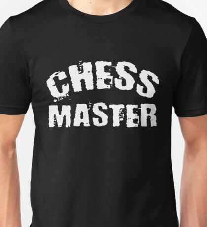 Chess Master Shirt Chess Match Gamer Tee Unisex T-Shirt