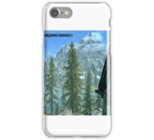 Lake view manor iPhone Case/Skin