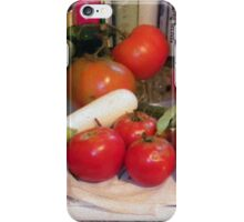 End of Summer in My Kitchen iPhone Case/Skin