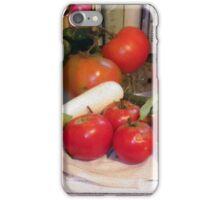 End of Summer in My Kitchen iPhone Case/Skin