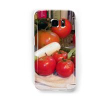 End of Summer in My Kitchen Samsung Galaxy Case/Skin