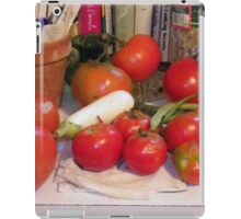 End of Summer in My Kitchen iPad Case/Skin