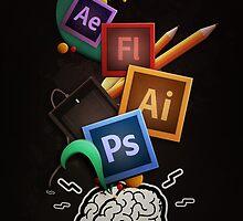A Creative Mind by NikkiCreates