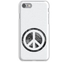 Peace Symbol - Dissd iPhone Case/Skin