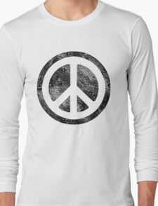 Peace Symbol - Dissd Long Sleeve T-Shirt