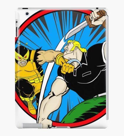 The Showdown iPad Case/Skin