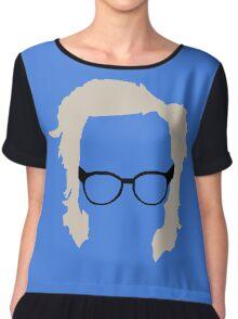 Asimov Chiffon Top