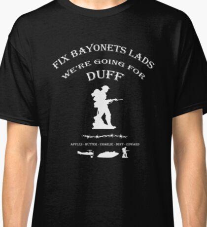 Battlefield Duff Classic T-Shirt