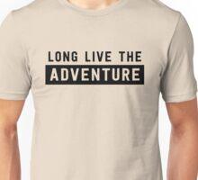 Long live the adventure Unisex T-Shirt