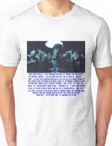 Doctor Who Pandorica Opens (Speech) Unisex T-Shirt