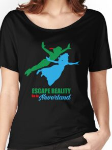 ESCAPE REALITY Women's Relaxed Fit T-Shirt