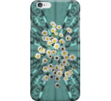 Riot of Spring Flowers tee iPhone Case/Skin