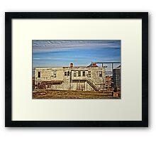 Elberon Hotel 3 Framed Print