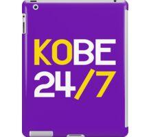 Kobe 24/7 iPad Case/Skin
