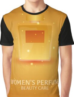 Women's Perfume. Beauty care Graphic T-Shirt