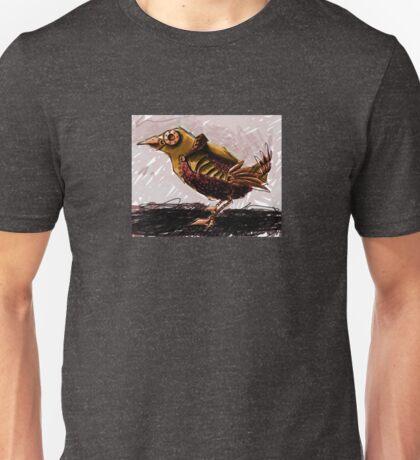 Clockwork Bird Unisex T-Shirt