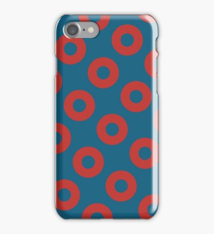 Fishman Donuts iPhone Case/Skin