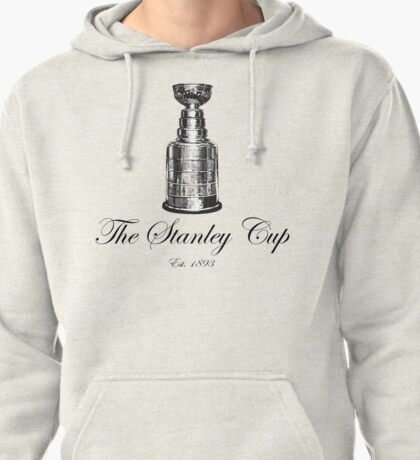 The Stanley Cup Pullover Hoodie