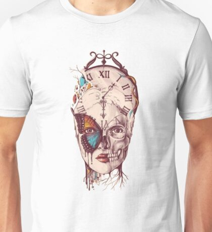 Time of death Unisex T-Shirt