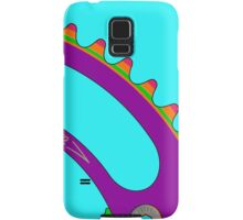 Psychedeli-Cat Chainring Samsung Galaxy Case/Skin