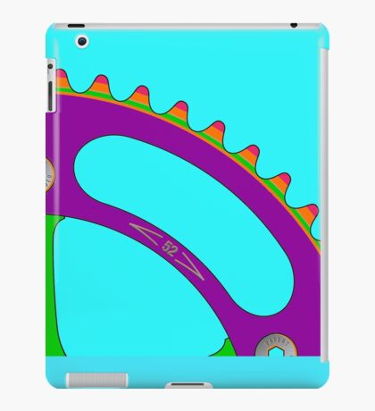 Psychedeli-Cat Chainring iPad Case/Skin