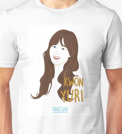 Girls Generation Yuri Unisex T-Shirt
