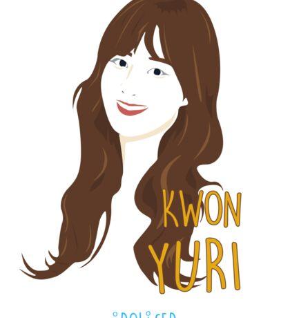Girls Generation Yuri Sticker