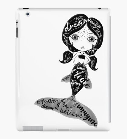 Believe in The Reality of Your Dream iPad Case/Skin