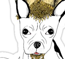 her name was Lola, she was a showdog Sticker