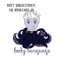 The Importance of Body Language by Jen  Talley