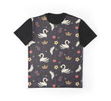 Swan Queen - Dark Graphic T-Shirt