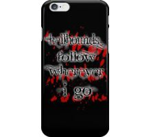 Hellhounds iPhone Case/Skin