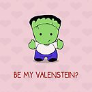 Be My Valenstein? by ToruandMidori