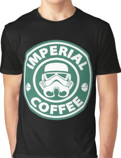Imperial Coffee Graphic T-Shirt