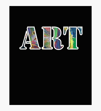 Art Photographic Print