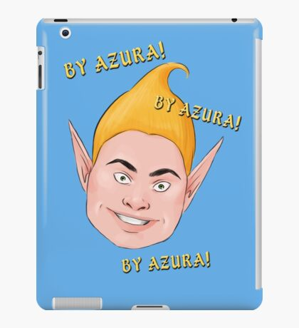 By Azura! - The Adoring Fan iPad Case/Skin