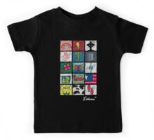 Shred Icons - 90's Mack Pack Kids Tee