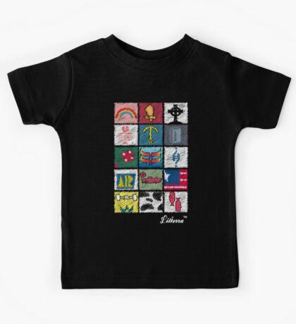 Shred Icons - 90's Mack Pack Kids Tee