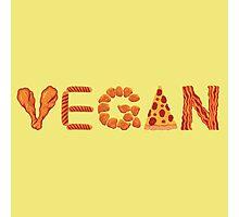 Vegan Photographic Print