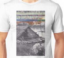 Floating Home Unisex T-Shirt